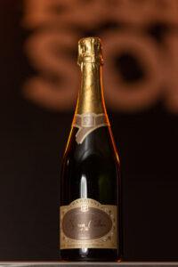 Baar Soif Champagne fles